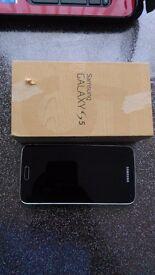 SAMSUNG GALAXY S5 BROKEN LCD