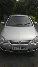 Vauxhall Corsa Design 1.2 Petrol 2003