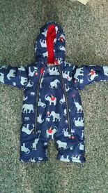 joules suit for winter baby