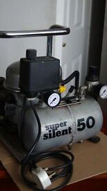 Super silent air compresoor