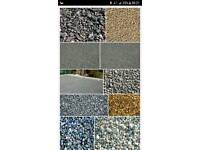 Wanted decorative stones gravel