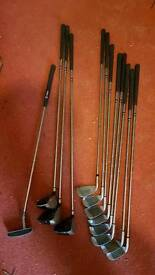 Set of Golf Clubs (3-PW, plus 3drivers and putter)
