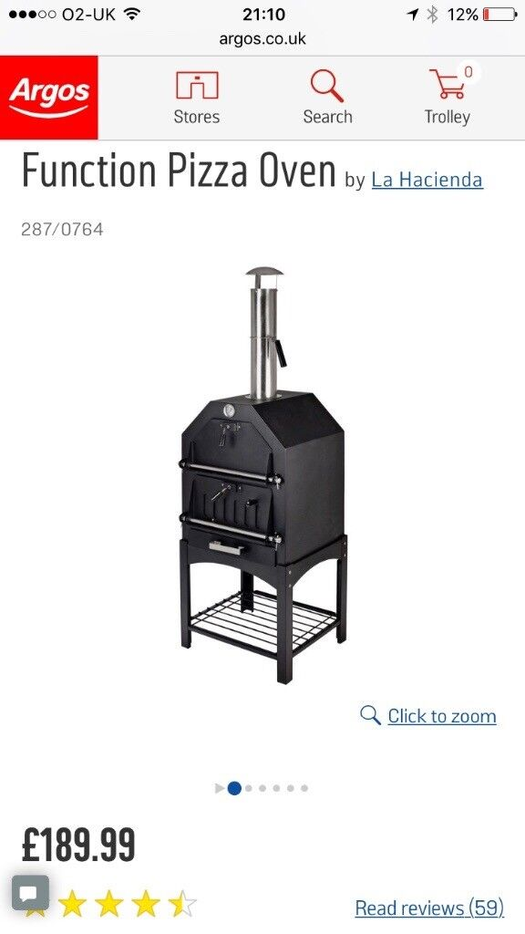 La Hacienda Pizza Ovenmeat Smoker In Pudsey West Yorkshire Gumtree