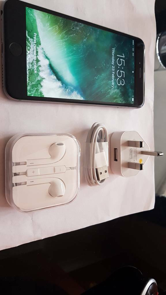 iPhone 6 plus 128gb unlockedin Shoreham by Sea, West SussexGumtree - iphone 6 plus 128gb for sale in mint condition as seen on photos with original accessories and unused headphone comes factory unlocked to all networks grab a bargain price £360 cash or swap for Google pixel or s7 edge please contact me on...