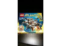 Lego Atlantis Monster Crab 8056