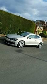 VW scirocco.