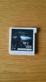 Nintendo sky 3ds