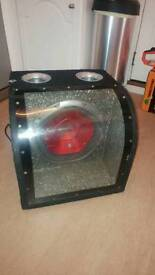 Sony xplod sub woofer in box