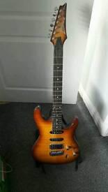 Ibanez SA series guitar
