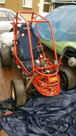 Sahara 250cc off road buggy