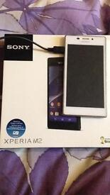 Sony Xperia m2 £45 quick sale