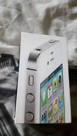 Iphone 4s 16gb box