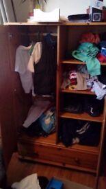 Children's wardrobe.