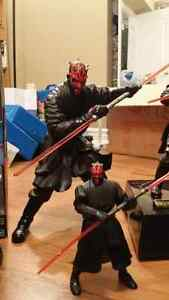 Darth Maul Starwars star wars figure toys