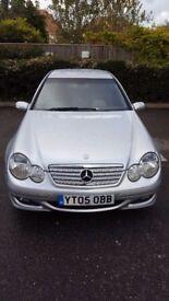 Mercedes c 200 kompressor