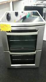 AEG 60CM ELECTRIC DOUBLE OVEN COOKER