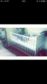 COT BED - OPEN TO OFFERS