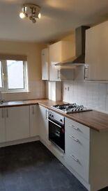 Lovely unfurnished 2 bedroom flat.