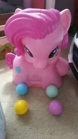 my little pony ball popping toy