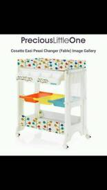 Cosatto changing table with bath
