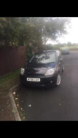 2006. Ford Fiesta sported up long mot