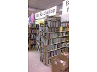 CLOSING DOWN SALE - THOUSANDS OF BARGAIN BOOKS AT 25p or less (OL10 1LT)
