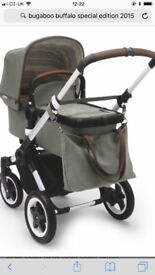 Bugaboo buffalo escape special edition