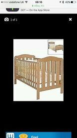 Mammals and papa Eloise cot bed