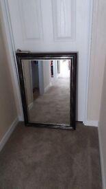 Three decorative mirrors for sale, will split them!