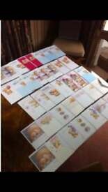 "24 Hallmark ""FOREVER FRIENDS"" Birthday Cards - NEW @ £0.50 Each"