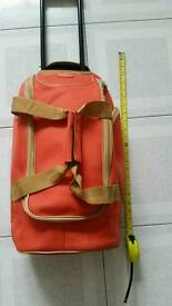 cabin luggage suitcase