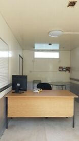 Small neat completely self contained office