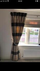 Pure Silk Designer Curtains