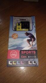 Brand New Full HD 1080p Waterproof Action Camera