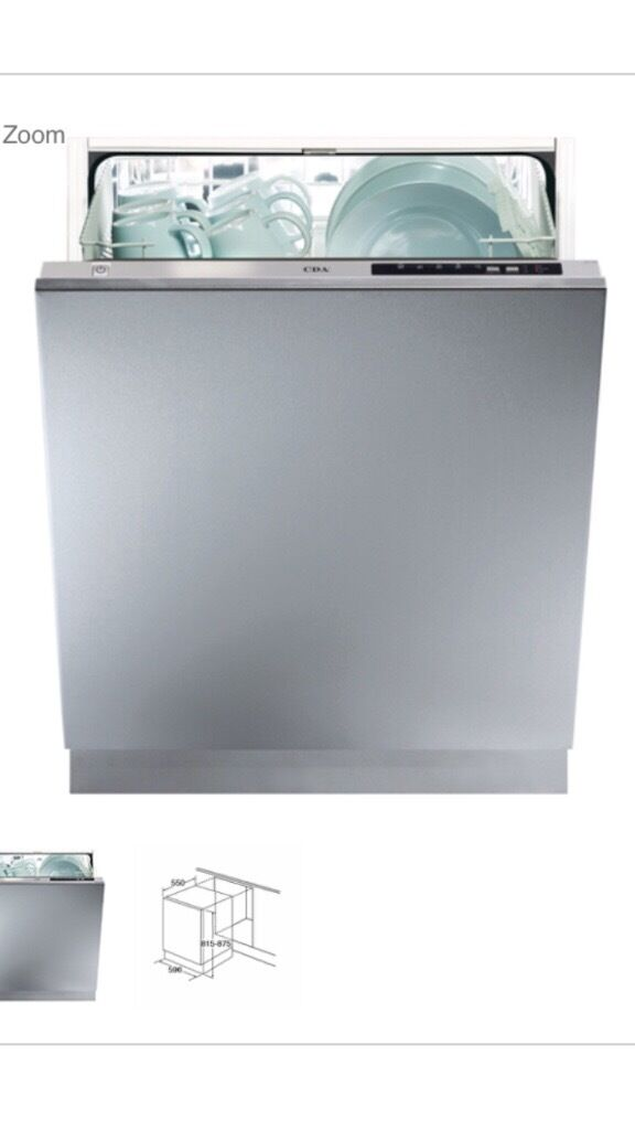 £220. BRAND NEW. CDA WC140 integrated dishwasher. FULLY PACKAGEDin GloucestershireGumtree - £220. BRAND NEW. CDA WC140 integrated dishwasher. FULLY PACKAGED. Collection only. The WC140 is a fully integrated 60cm dishwasher. Capable of holding 12 place settings, it offers 5 programmes, height adjustable upper baskets, end of programme...