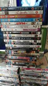 Selection of Dvds (all ages)