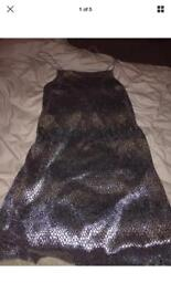 River island dresses size 1o and 8