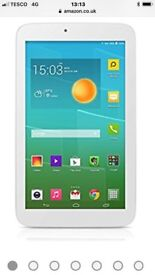 ALCATEL ONE TOUCH PIXI TABLET
