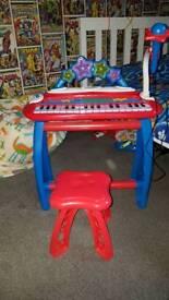 Groovy stars piano