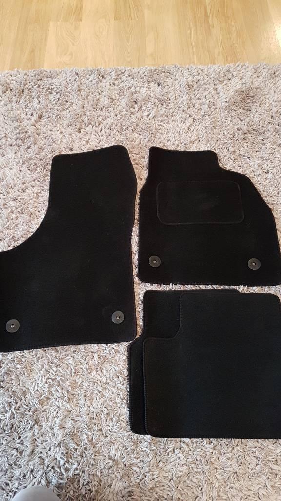 Car mats new shape meriva