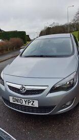 Vauxhall Astra 1.4sri Turbo - £3750 ono