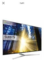 4K SAMSUNG UE55KS8000 HDR 1.000 SUHD QUANTUM DOT DISPLAY LED SMART TV .!