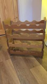 John Lewis wine rack