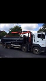 Grab and digger hire