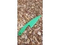 Plastic Lettuce knife