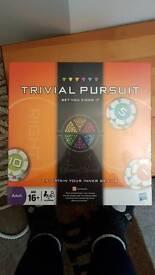 Trivial pursuit bet you know it