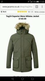 Mens tog24 coat