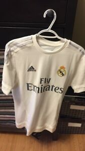 Authentic Real Madrid 2015-16 season home jersey