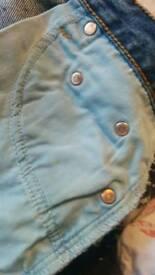 1971 levi high waisted jeans