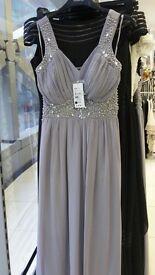 Silver Dresses